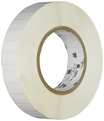 Brady THT-59-351-10 Tamper-Resistant Vinyl Thermal Transfer Printable Labels , White (10,000 Labels per Roll, 1 Roll per Package)