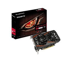 Gigabyte Tech Radeon RX 460 PCIe Overclocked Graphics Card, 4GB GDDR5