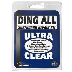 Ding All Standard Surfboard Polyester Repair Kit