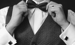 Men's Slim-fit Tuxedo Mystery Deal: 38sx32w