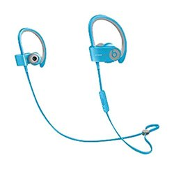 Beats Powerbeats Wireless Blue Earbuds