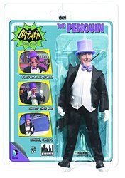 Figures Toy Batman Retro 1966 TV Series 2 Action Figure - Penguin - (BTV08)