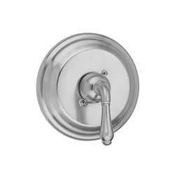 Jaclo A236-TRIM-PCH Traditional Round with Lever, Polished Chrome