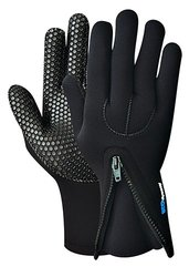 H2Odyssey UltraZip 3mm Five Finger Glove - Available in All Sizes (XX-Large)