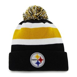 Pittsburgh Steelers 47 Brand Breakaway Cuffed Knit Hat