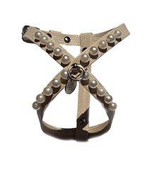 Charlotte's Dress Harness, XX-Small, Iguana Beige