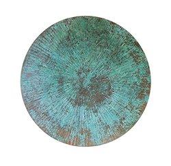 """Gold Leaf Design CP903-18 Radiate Wall Disc - Copper - Size:18"""""""