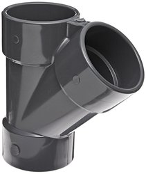 "Spears 875 Series PVC Pipe Fitting 6"" Socket"