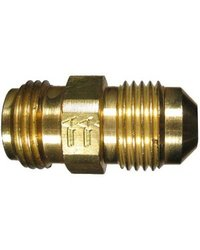 "Eaton Aeroquip Brass Tube Fitting 7/8"" 42"