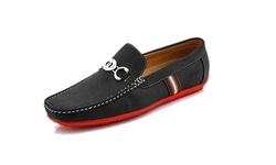 Franco Vanucci Damon Men's Casual Shoes - Black - Size: 13