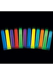 Oriental Trading Stocking Stuffers & Toys Glow Lightstick- Assorted - 50ct