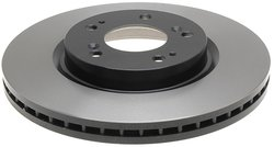 ACDelco Professional Front Disc Brake Rotor Assembly