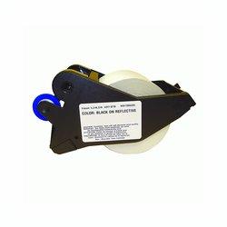 """Brady 75'x 2.25"""" Labelizer Plus & VersaPrinter White&Black Tape Cartridge"""