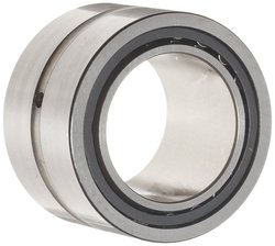 INA 5500rpm 105mm OD Open End 75mm ID Steel Cage Needle Roller Bearing