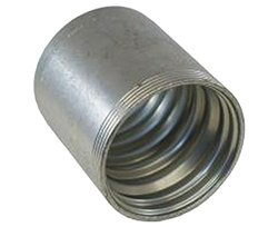 Gates 20GS1F-4 Zinc Plated Carbon Steel Global 4-Spiral Hose Couplings