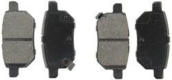 Axxis 45-13540D Automotive Deluxe Advanced Premium Ceramic Brake Pad Set