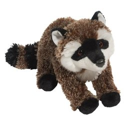 """Douglas Toys 16"""" Long High Quality Tracker Raccoon for 24 months and up"""