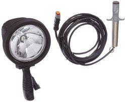 Larson 12/24V Candlepower Spotlight w/ 16 ft Straight Cord & Trailer Plug