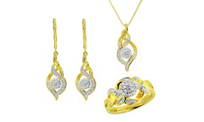 Kiran Jewels Jewelry Set - Jade & Pearl - 3 Piece 9PkIlrsSKn