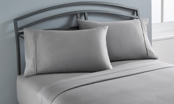 Wexley Home 300TC 100% Cotton Super Soft Bed Sheet Set - Sage - Size: Full