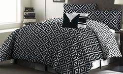 PCT Home 5 Pc Comforter Sets - Oliver - Size: Full/Queen