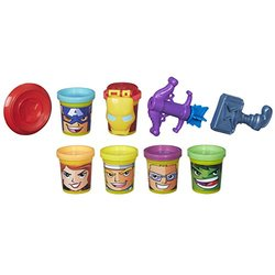 Hasbro Kids' Play-Doh Play-Doh Marvel Heroes Assemble Toy