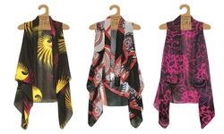 Lavello Dynamic Sheer Vest Spiderweb - Multicolour
