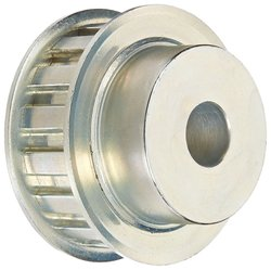 """Gates PB16L050 3/8"""" Pitch 16-Groove Power-Grip Steel Timing Pulley"""