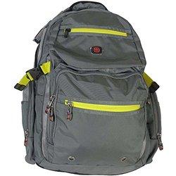 """SwissGear Breaker Steel Grey 16"""" Laptop Backpack"""