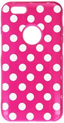MyBat iPhone 6 Plus VERGE Hybrid Protector Cover  - Pink/White