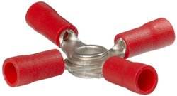 Morris Products Count Fork Wire Connectors 100