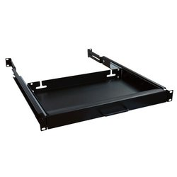 Tripp Lite Rack Enclosure Server Cabinet Keyboard Shelf 25 Pound Capacity