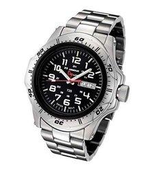 ArmourLite Men's High Impact Glass Quartz Tritium Watch