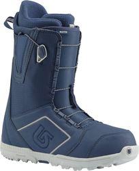 Burton Moto Men's Snowboard Boots - Blue - Size: 10/UK 8