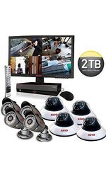 Revo 16 Channel Security System Cameras (R164D4EB4EM212T)