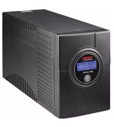 Office Pro Lcd Powe Inverter 1400VA 840W - Black