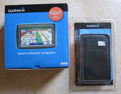 "Garmin Nuvi 850 4.3"" Portable GPS - Black (010-00577-23)"
