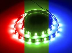 CableMod Wide Beam Foam RGB 60cm LED Strip