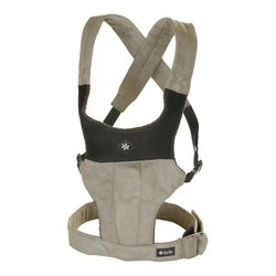 Belle Baby Carrier Sleek Compact Design Baby Carrier - Cappuccino