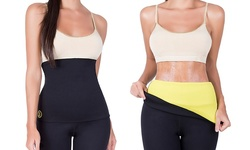 Hot Shapers Women's Waist Trimmer - Black - Size: 2X-3X