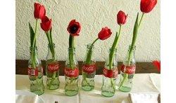 Coca Cola Mexican Glass Bottle - 12 Ounce