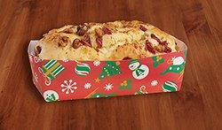 Holiday Large Loaf Liner for Breads or Cakes 300 Case