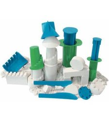 Waba Fun Castle Molds 8 Pcs - Multi Color