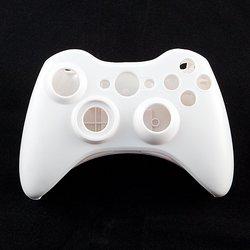 GamerModz Custom Controller Shell for XBOX 360 - White