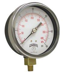 Winters Instruments PAM Series Steel Ammonia Pressure Gauge (P3S6083)