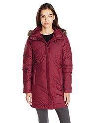 Columbia Women's Snow Eclipse Mid Jacket - Chianti - Size: Small