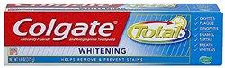 Colgate Total Whitening Toothpaste Gel - 6 Oz.