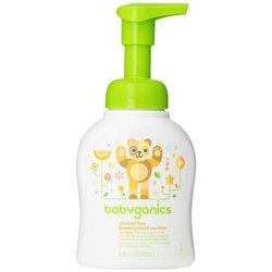 The Germinator Alcohol Free Foaming Hand Sanitizer - Tangerine - 8.45 oz