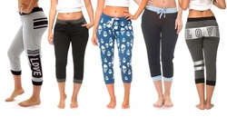 Coco Limon Women's Joggers Mystery Deal Pack of 5 - Multi - Size: Medium
