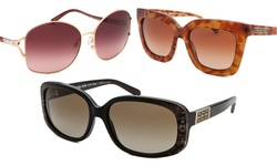 Michael Kors Women's Sunglasses - Square/brown
